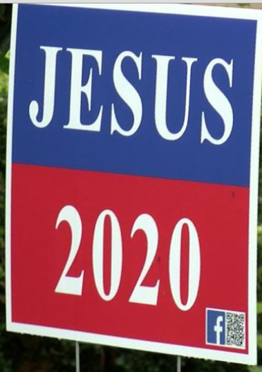 Screenshot_2020-08-17 Thousands of signs printed as Jesus 2020 campaign grows